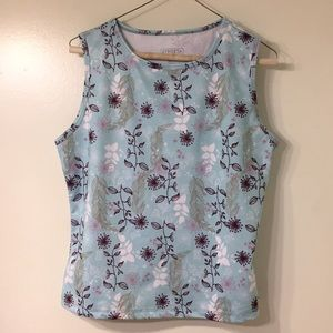 Athleta workout top xl